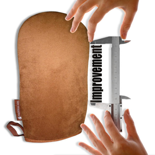 The best self tanning mitt in the world by Thermalabs