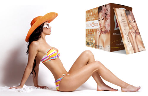 Thermalabs Glow2Go self tanning towels