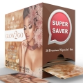 Tan towels super combo box by Thermalabs