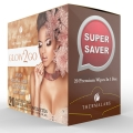 Indoor tanning towelettes by Thermalabs