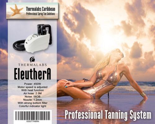 Eleuthera Spray Tanning System