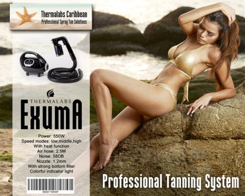 Exuma Spray Tanning System