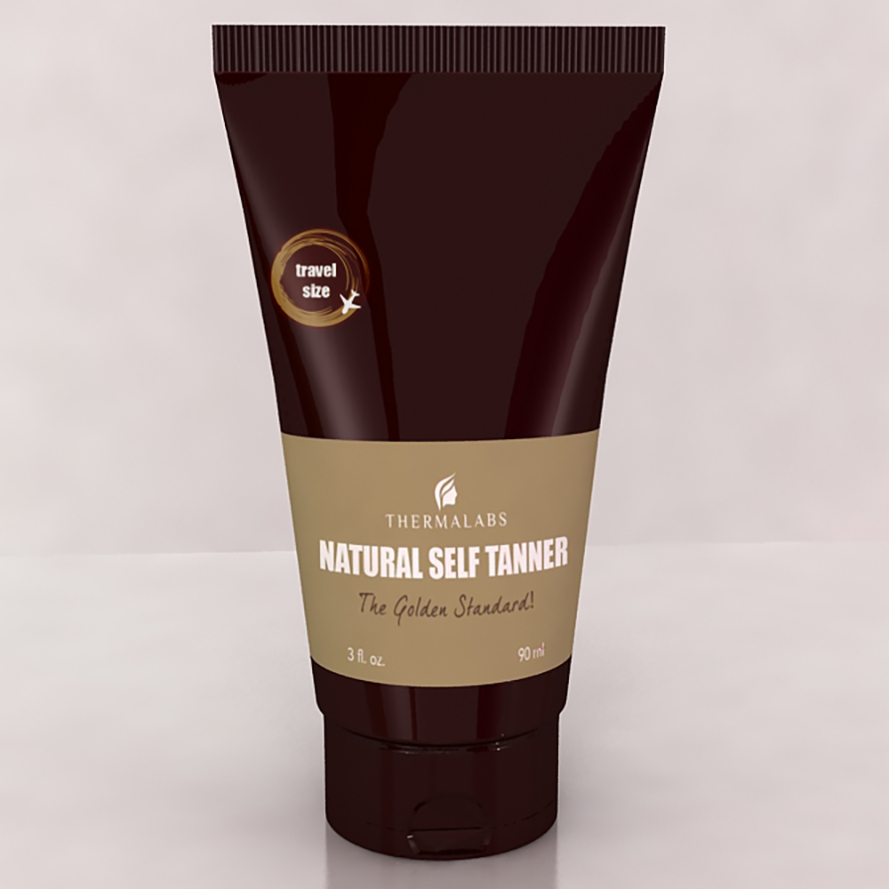 The Golden Standard Sunless Indoor Tanning Lotion