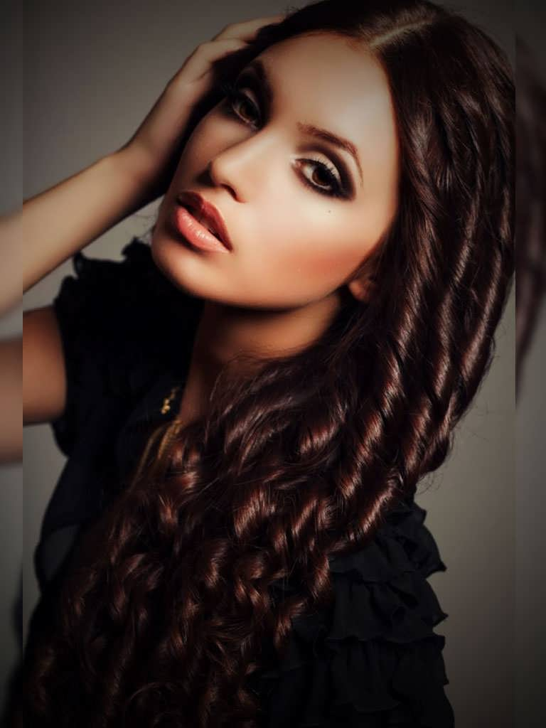 Thermalabs Hair Color To Complement Self Tanned Skin