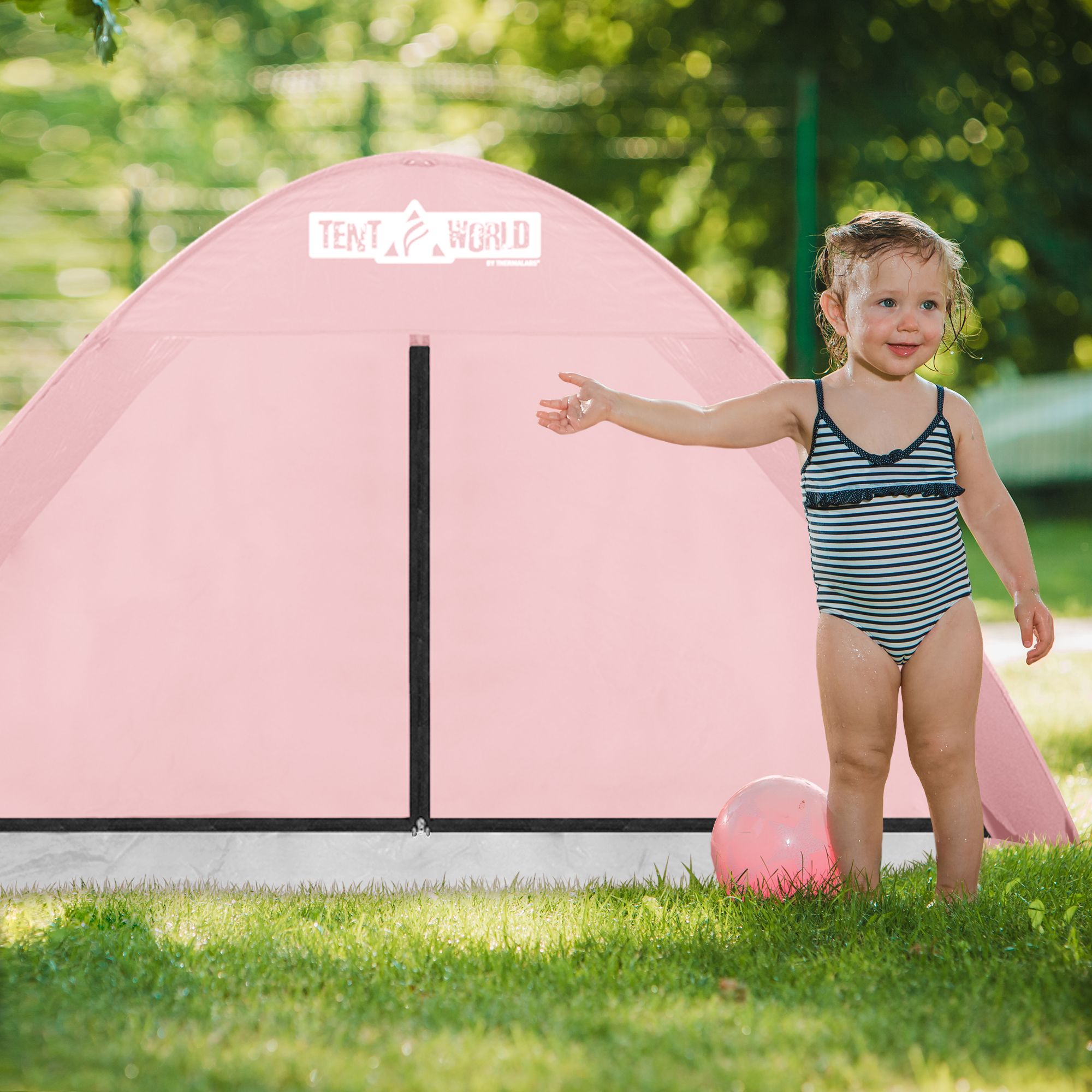 Mercury beach tent by Thermalabs Tent World