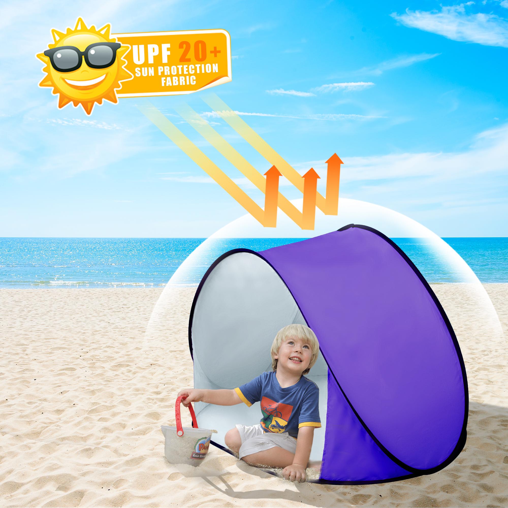 Pluto kids beach tent