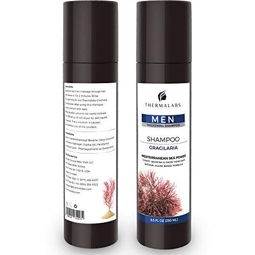 Shampoo Gracilaria for Men-6