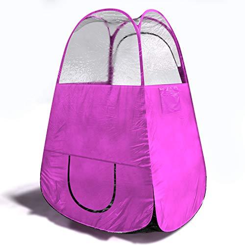 Spray Tan Tent - PINK-5