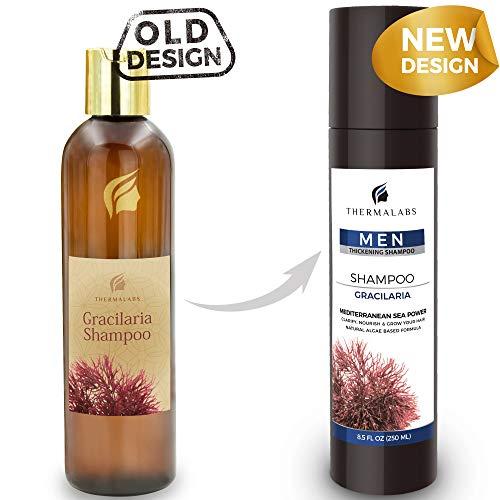 Shampoo Gracilaria for Men-5