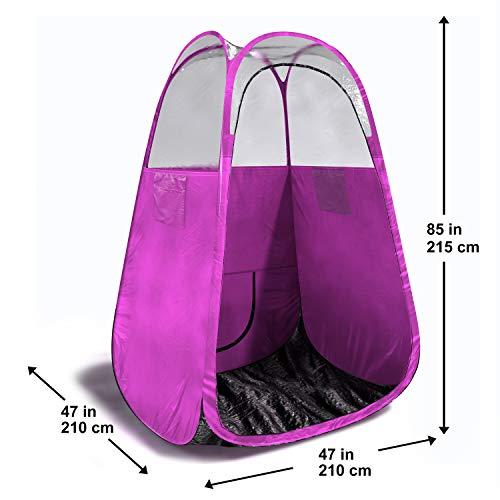 Spray Tan Tent - PINK-7
