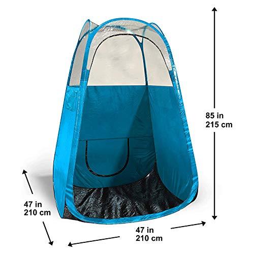 Spray Tan Tent - BLUE-6
