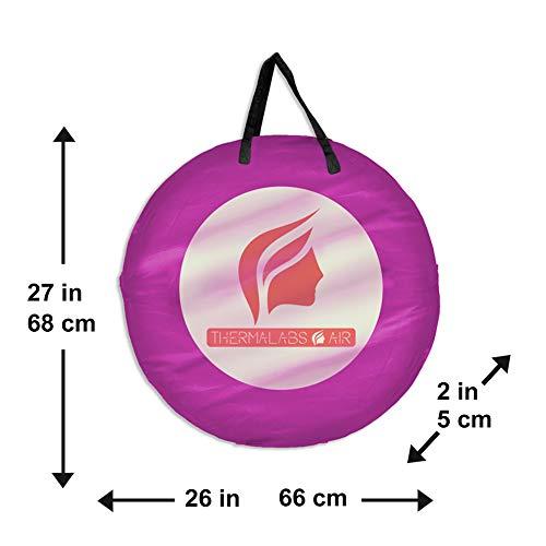 Spray Tan Tent - PINK-4