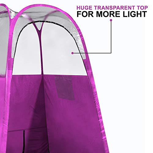 Spray Tan Tent - PINK 2