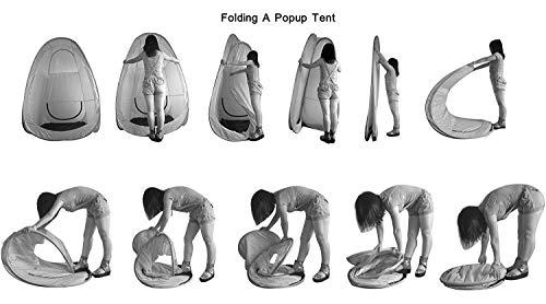 Spray Tan Tent - BLUE-3