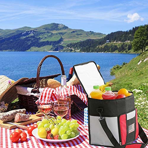 Collapsible Cooler Bag-7