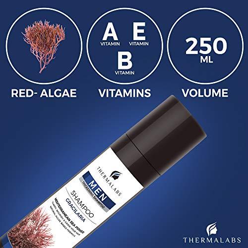 Shampoo Gracilaria for Men-4