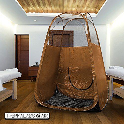 Spray Tan Tent - BRONZE-4