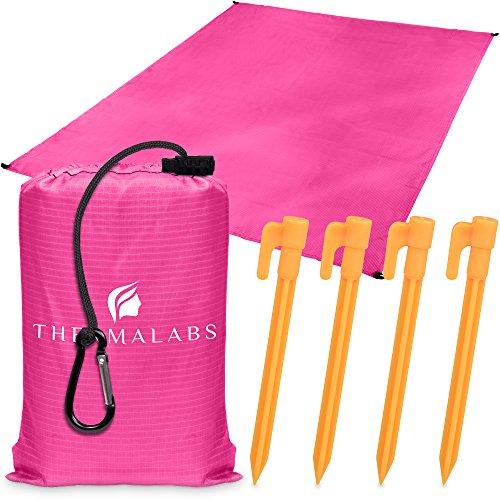 Beach Blanket - Pink-7