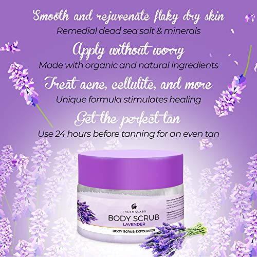 Body Scrub Lavender 400g-6