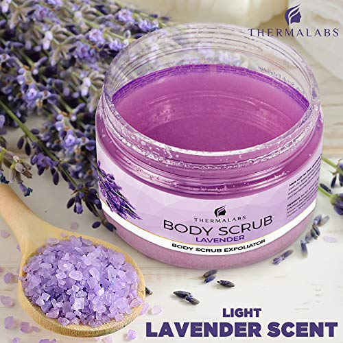 Body Scrub Lavender 400g-3