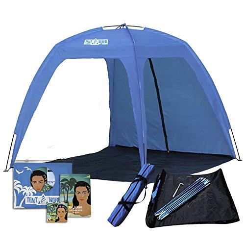 "Beach Tent ""Saturn"" 1"