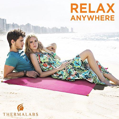 Beach Blanket - Pink 2