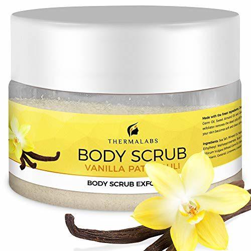 Body Scrub Vanilla Patchouli 400g 1