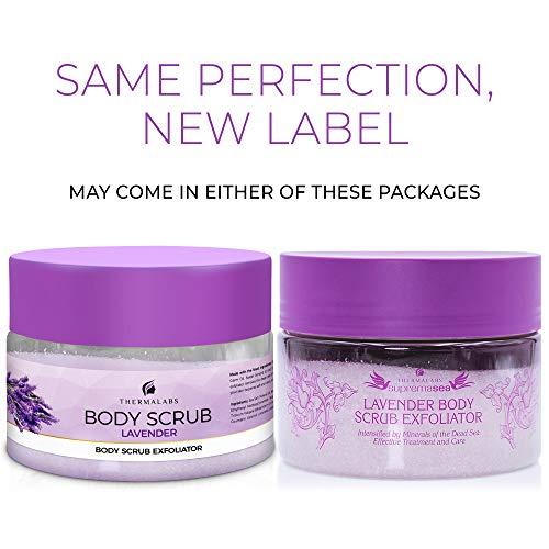 Body Scrub Lavender 400g-7