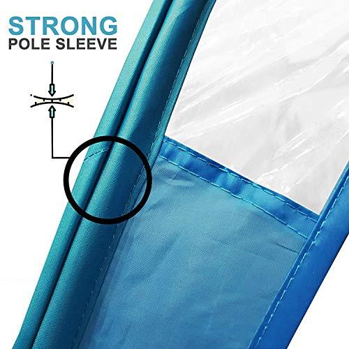 Spray Tan Tent - BLUE-7