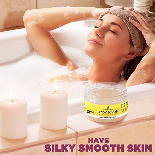 Body Scrub Vanilla Patchouli 400g-7