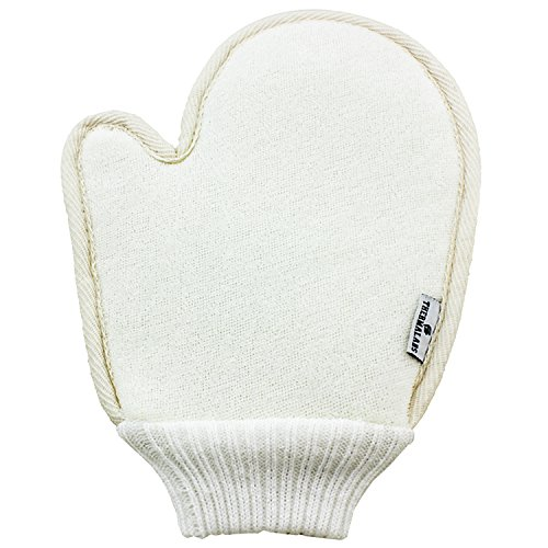 Exfoliating Sisal Body & Face Glove-4