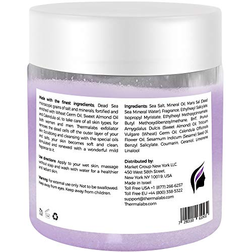 Body Scrub Lavender 800g-3