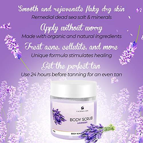 Body Scrub Lavender 800g-5