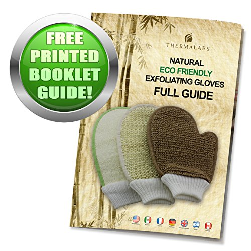 Exfoliating Jute Body & Face Glove-6