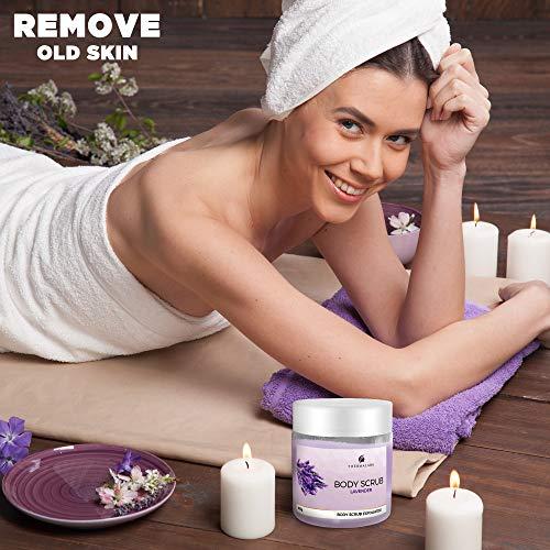 Body Scrub Lavender 800g 2