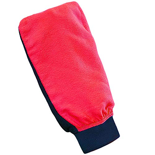 Luxury Exfoliating Mitt - RED 1