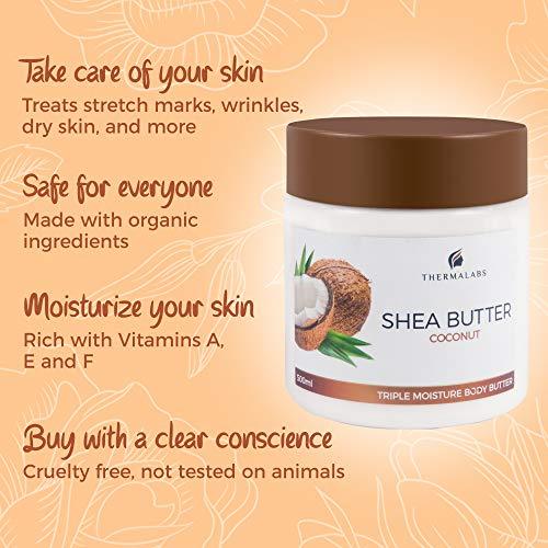 Shea Butter Coconut (coco 500 ml)-4