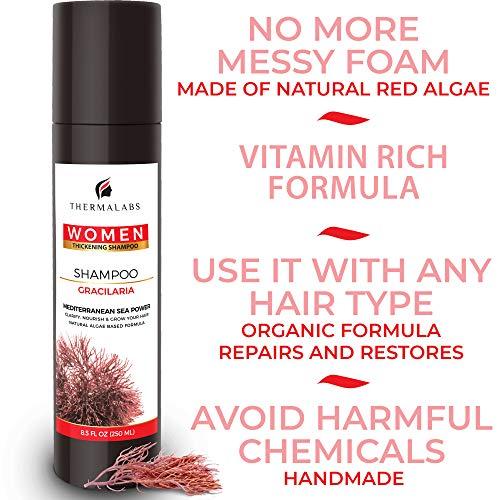 Shampoo Gracilaria for Woman-5