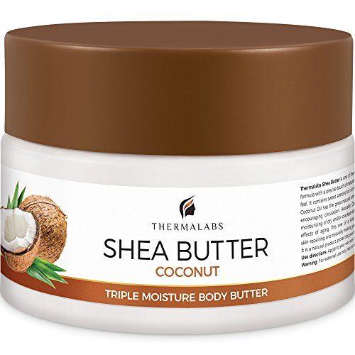 Shea Butter Coconut (coco 250 ml)