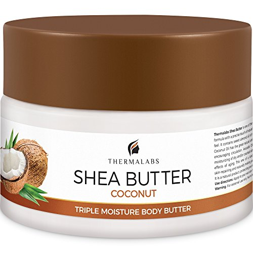 Shea Butter Coconut (coco 250 ml)