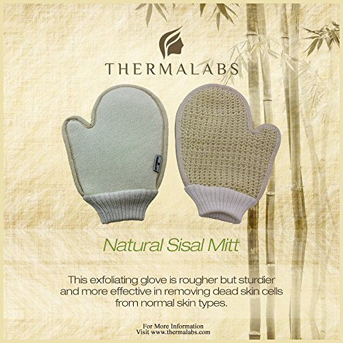 Exfoliating Sisal Body & Face Glove-6